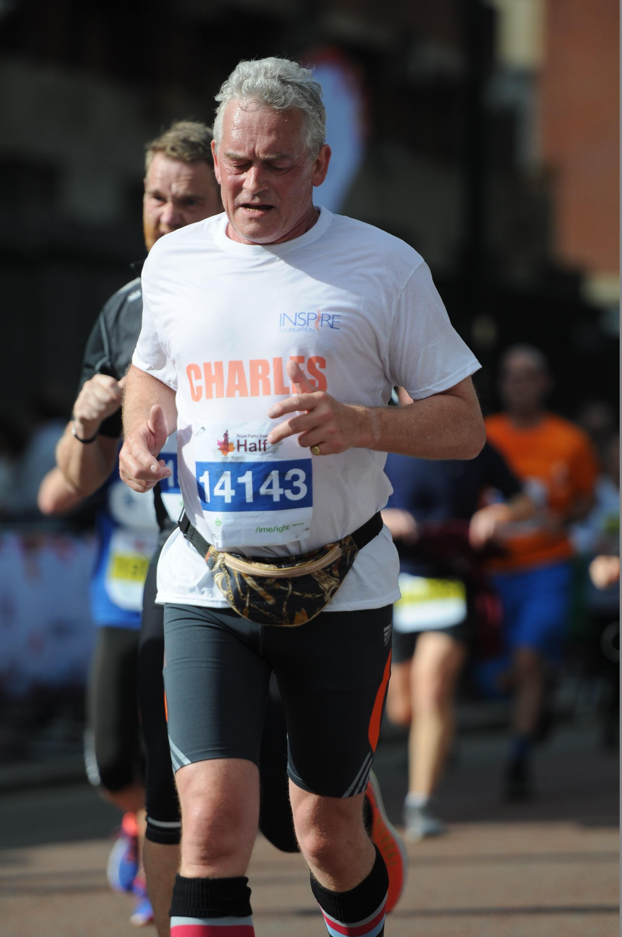 Charles Ryan - running